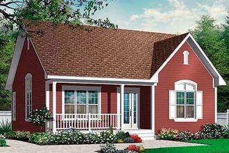 Projekty rodinných domů zdarma