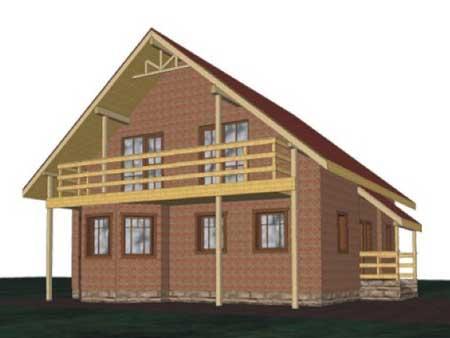 ekologický charakter: konštrukcie sú vyrábané výlučne z prírodných materiálov.