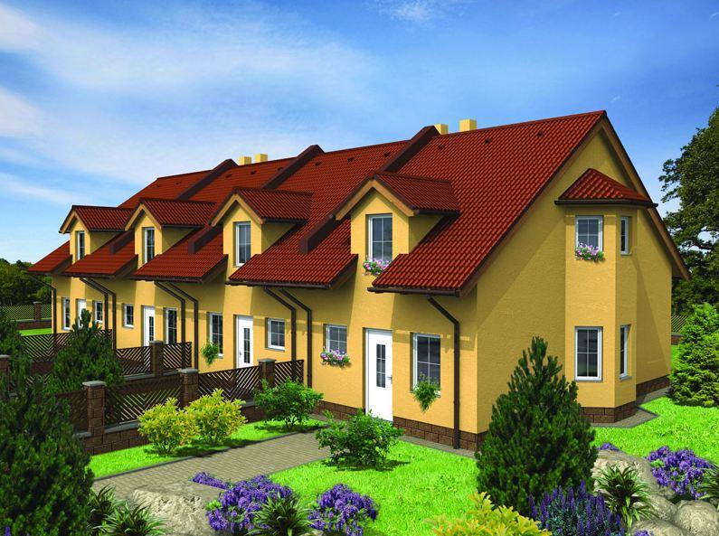 Rodinný dom Europa 119,2 m2 holostavba exteriér/interiér: €31 707* (€266/m2 z.p.) -vysoká schopnosť absorbcie zvuku